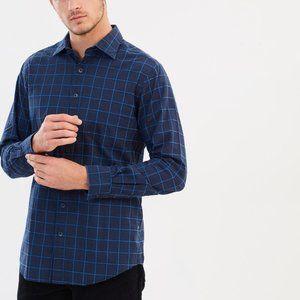 Rodd & Gunn BNWT shirt sport fit Small blue check